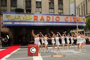 The Rockettes and Radio City Music Hall