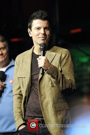 Jordan Knight  performs at the CP24 CHUM Christmas Wish Breakfast Show.  Toronto, Canada - 16.12.11   Dominic...