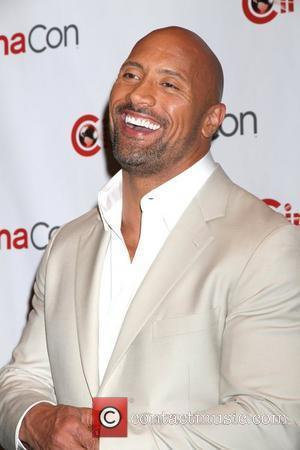 The Rock Falls For Mandy Moore