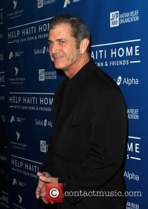 Mel Gibson Cinema For Peace Event Benefitting J/P Haitian Relief held at The Montage Hotel Beverly Hills, California - 14.01.12