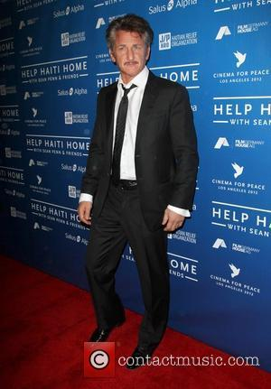Sean Penn Turned To Drink In Haiti