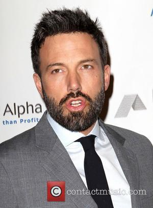 Ben Affleck Honoured At Peace Ceremony