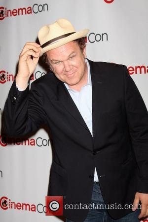 John C. Reilly arrives at the 2012 CinemaCon held at Caesars Palace  Las Vegas, Nevada - 24.04.12