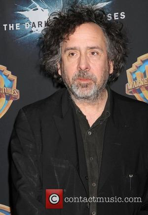 Tim Burton and Caesars Palace