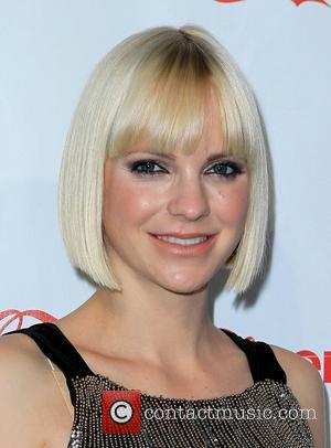 Anna Farris CinemaCon 2012 Big Screen Achievement Awards at Caesars Palace Resort and Casino Las Vegas, Nevada - 26.04.12