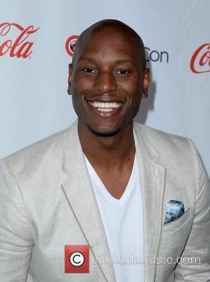 Tyrese Gibson CinemaCon 2012 Big Screen Achievement Awards at Caesars Palace Resort and Casino Las Vegas, Nevada - 26.04.12