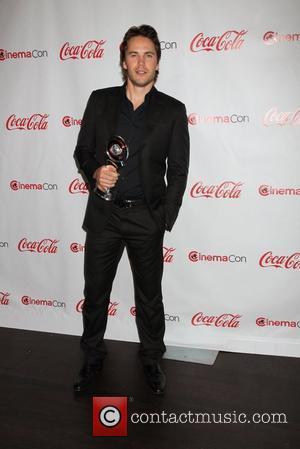 Taylor Kitsch CinemaCon 2012 Big Screen Achievement Awards at Caesars Palace Resort and Casino  Las Vegas, Nevada - 26.04.12
