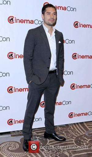 D J Cotrona Paramount Pictures Host Opening Night Presentation & Party at CinemaCon 2012 at Caesars Palace Resort and Casino...
