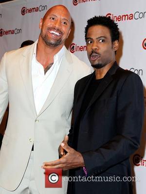 Dwayne Johnson, Chris Rock and Caesars Palace