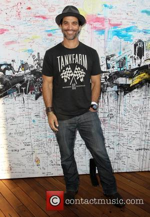 Johnathon Schaech CÎROC Cabana Club Memorial Day Party kick off at The Sky Bar inside The Mondrian Hotel Los Angeles,...