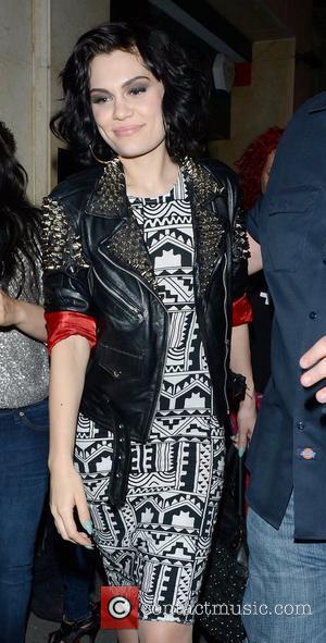 Jessie J  Celebrities leave Cirque Du Soir club in West London London, England - 09.06.12