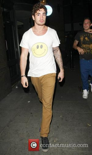 Danny Cipriani  Celebrities leave Cirque Du Soir club in West London London, England - 09.06.12