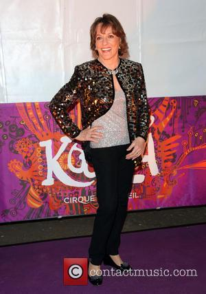 Esther Rantzen 'Cirque Du Soleil: Kooza' opening night at the Royal Albert Hall - Arrivals  Featuring: Esther Rantzen Where:...