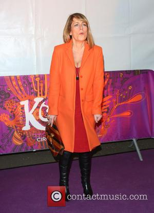 Fay Ripley 'Cirque Du Soleil: Kooza' opening night at the Royal Albert Hall - Arrivals  Featuring: Fay Ripley Where:...