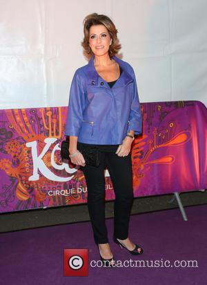 Natasha Kaplinsky 'Cirque Du Soleil: Kooza' opening night at the Royal Albert Hall - Arrivals  Featuring: Natasha Kaplinsky Where:...