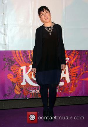 Olivia Williams 'Cirque Du Soleil: Kooza' opening night at the Royal Albert Hall - Arrivals  Featuring: Olivia Williams Where:...