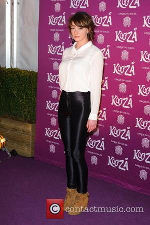 Dakota Blue Richards Kooza Cirque Du Soleil opening night at the Royal Albert Hall - Arrivals  Featuring: Dakota Blue...