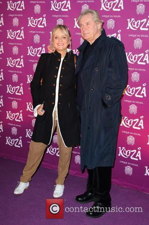 Twiggy Kooza Cirque Du Soleil opening night at the Royal Albert Hall - Arrivals  Featuring: Twiggy Where: London, England...