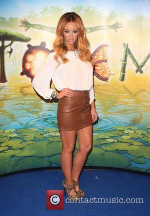 Lauren Pope 'Cirque du Soleil: TOTEM' premiere at the Royal Albert Hall - Arrivals London, England - 05.01.12