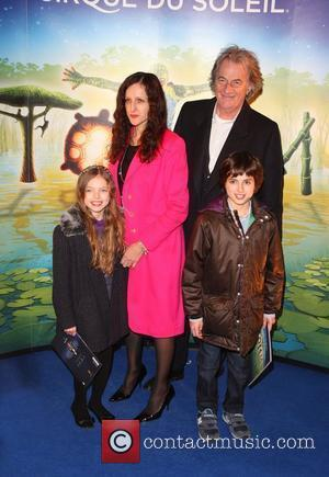 Sir Paul Smith, Zane Smith, Poppy Smith and Stephanie Smith 'Cirque du Soleil: TOTEM' premiere at the Royal Albert Hall...