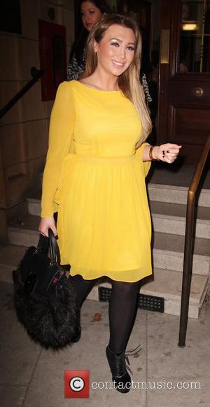 Lauren Goodger and Royal Albert Hall
