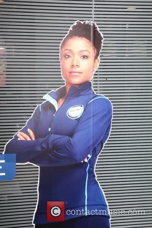 Poster of Olympic gymnast Dominique Dawes Citi Announces Innovative Digital 2012 U.S. Olympic and Paralympic Program to Support the Next...