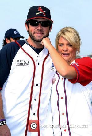 Lauren Alaina, David Nail The 22nd Annual City of Hope Celebrity Softball Challenge at Greer Stadium Nashville, Tennessee - 09.06.12