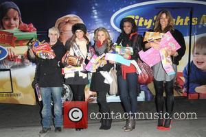 Aaron Carter, Kelly Bensimon and Miss Teen USA