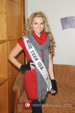 Miss Teen USA Danielle Doty City Sights NY Second Annual Holiday Joy' Toy Drive held at The Naomi Berrie Diabetes...