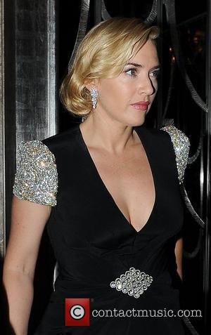 Kate Winslet and Jenny Packham