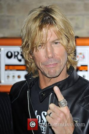 Duff McKagan,  at the Classic Rock Roll of Honour at The Roundhouse. London, England - 13.11.12