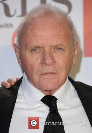Sir Anthony Hopkins and Brit Awards