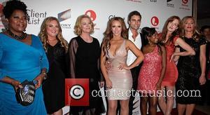 Loretta Devine, Colin Egglesfield, Cybill Shepherd, Jennifer Love Hewitt, Kathleen York and Naturi Naughton