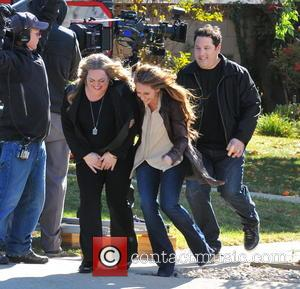 Jennifer Love Hewitt, Greg Grunberg and Rebecca Field