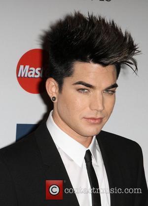 Adam Lambert and Beverly Hilton Hotel