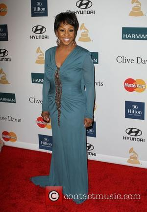 Gladys Knight and Beverly Hilton Hotel