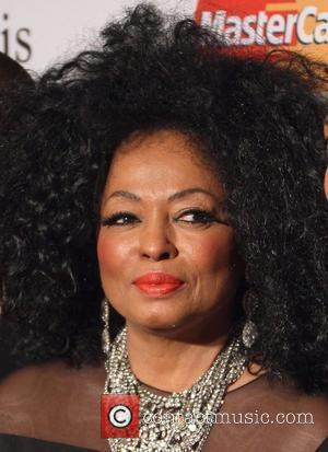 Diana Ross Pays Tribute To Whitney Houston