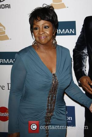 Gladys Knight Clive Davis and The Recording Academy's 2012 Pre-Grammy Gala held at Beverly Hilton Hotel - Arrivals Beverly Hills,...