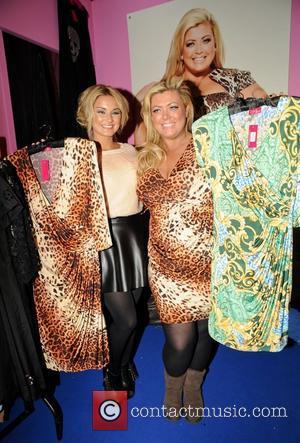 Sam Faiers and Gemma Collins