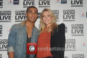 Lucien Laviscount and Gemma Merna