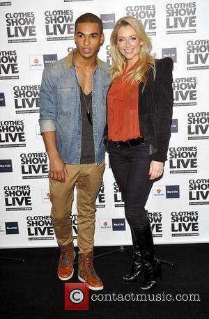 Gemma Merna and Lucien Laviscount