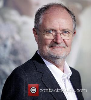 Jim Broadbent and Grauman's Chinese Theatre