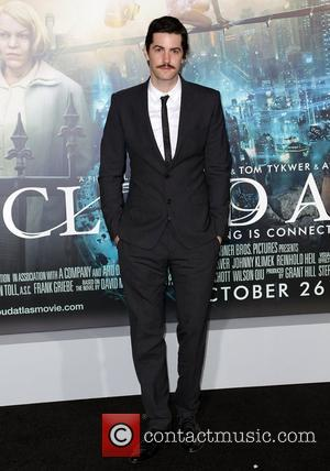 Jim Sturgess Premiere of 'Cloud Atlas' at Grauman's Chinese Theatre Hollywood, California - 24.10.12
