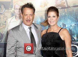 Tom Hanks, Rita Wilson and Grauman's Chinese Theatre