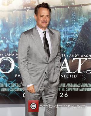 Tom Hanks and Grauman's Chinese Theatre
