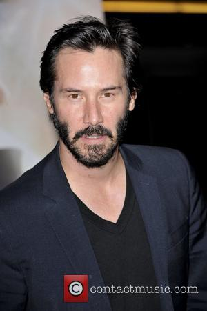 Keanu Reeves  The