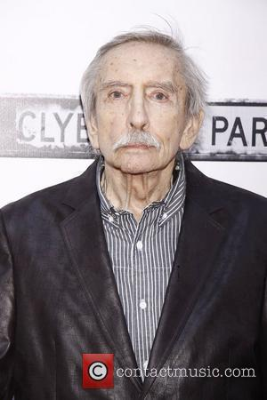 Edward Albee  Broadway opening night of 'Clybourne Park' at the Walter Kerr Theatre – Arrivals.  New York City,...