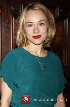 Sarah Goldberg  'Clybourne Park' celebrates 100 Broadway performances at the Walter Kerr Theatre – After party New York City,...