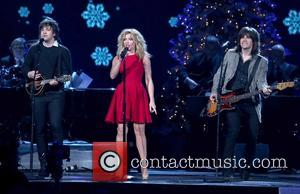 The Band Perry performing at the 2012CMA Country Christmas at Bridgestone Arena in Nashville Tennessee, USA - 03.11.12