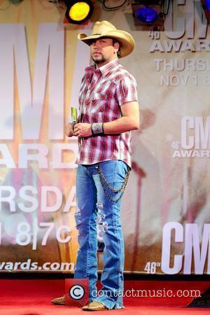 Jason Aldean 46th Annual CMA Awards Nominations held at B.B. King's Blues Club and Grill  New York City, USA...